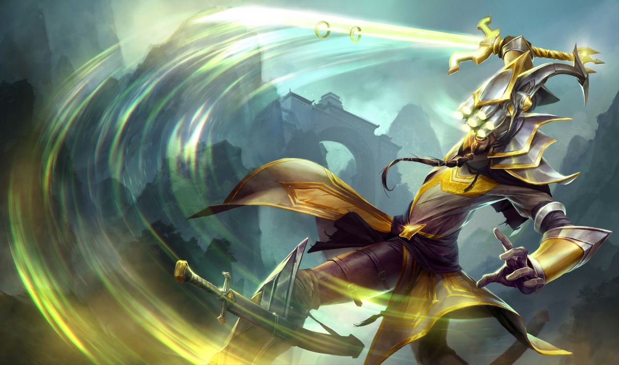 Master Yi Guide / Build Jungle [german/deutsch] &#8211; Counter, Itembuild, Fähigkeiten, Runen &amp; Masteries>
